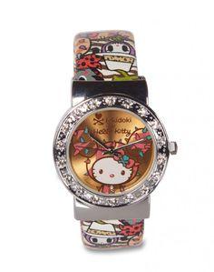 tokidoki x Hello Kitty Safari Wrist Watch