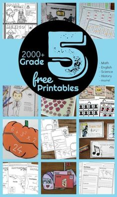 FREE fifth grade worksheets, 17 Things You Never Knew About valentines Day For Kids Searching for that perfect little gif, Grade 5 Math Worksheets, Math Coloring Worksheets, Science Worksheets, Measurement Worksheets, Music Worksheets, 5th Grade Games, 5th Grade Math, Fifth Grade, 5th Grade Grammar