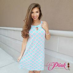 Shop Malabar Bay Dresses at La Pink Boutique in Tampa, FL or online at www.MalabarBay.com