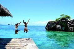 Island happiness :)