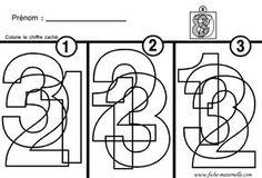 Ressources pédagogiques : apprendre à lire les chiffres en maternelle Learning Activities, Preschool Activities, Kids Learning, Cute Powerpoint Templates, Grande Section, Art Lessons For Kids, Math Art, Bird Crafts, Math Numbers
