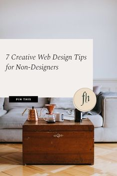 It's a fine line between creative web design and going overboard. Here's 7 easy ways you can boost your website's creativity without a fancy design degree. #webdesign