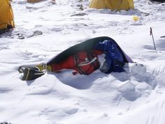 Dead Bodies On Mount Everest - Google Search