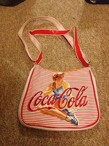 coke cola handbag
