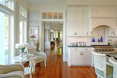Annapolis home kitchen interior
