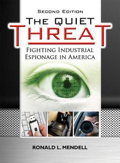 The Quiet Threat - I recommended this book to Mack.