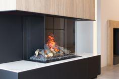 Elektrische haard - Faber E-Matrix Matrix, Home Decor, Homes, House, Decoration Home, Room Decor, Interior Decorating