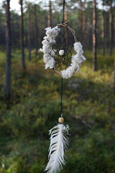 Viking dream catcher from the new series Viking ways. Strong, powerful dream catcher totem. The totem name is The right white. There are many levels of