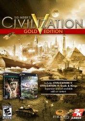 CIV V COMPLETE GOLD