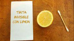 Tinta invisible: Crea mapas, mensajes secretos con esta sencilla actividad…