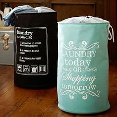 Cute Laundry Bags large laundry drawstring bag | laundry, grey fabric and natural linen