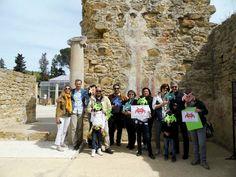 En-Piazza Armerina Villa del Casale #invasionecompiuta #invasionidigitali #siciliainvasa2015