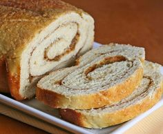 Cinnamon Raisin Swirl Challah  adapted from Artisan Bread in Five Minutes a Day by Jeff Hertzberg and Zoe Francois
