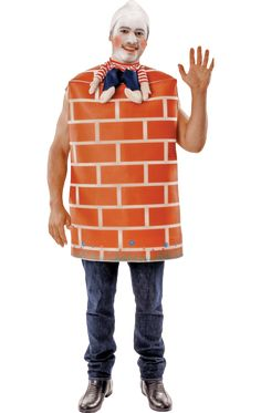 Adult Humpty Dumpty Fancy Dress Costume | Jokers Masquerade