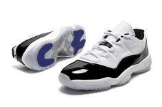 Air Jordan 11 White/Concord Low Returns In 2014.   My absolutely most favorite pair of J's!! Jordan 11 Concord Low, Air Jordan Xi Low, Jordan Retro, Air Jordan Shoes, Jordan Shoes Online, Cheap Jordans, Retro Jordans For Sale, Nike Air Jordans, Cheap Nike