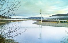 Utsjoki, Finland - located in Lapland and is the most northern city in Finland. This is the bridge between Northern Finland & Northern Norway Cities In Finland, Norway, Bridge, Vacation, Ponds, Country, Waterfalls, Rivers, City