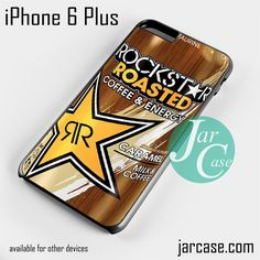 rockstar roasted caramel Phone case for iPhone 6 Plus and other iPhone devices