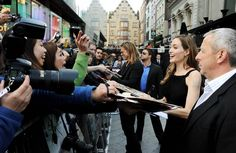 ANGELINA JOLIE: WORLD WAR Z PRESENTATO IN ANTEPRIMA A LONDRA - valentinacalabrese.over-blog.com