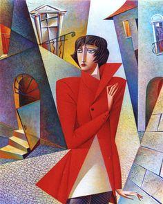 Zina In Red      Georgy Kurasov   2001