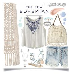 """The New Bohemian with American Eagle Outfitters: Contest Entry"" by ittie-kittie on Polyvore"