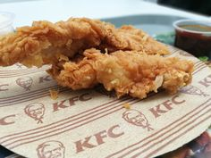 KFC Chicken Stripes finden auch in Ungarn Anklang