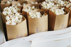 popcorn favors or just to have as a snack for later!