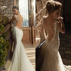 Pearls are always a sign of eternal style and elegance which perfectly embodies Galia Lahav spirit! Which gown would you choose for your wedding day, our Jasmine or our Pricilia? #GaliaLahav