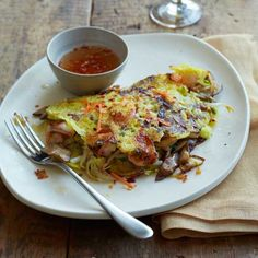 Happy Pancakes // Great Vietnamese Recipes: www.foodandwine.com/slideshows/vietnamese #foodandwine