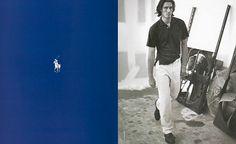 Brand: Ralph Lauren Polo  Season: Spring/Summer 2000 Model(s): John Dennis   source : uomoclassico.com