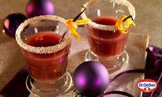 Čajový punč Rezept | Dr. Oetker Bourbon Vanille, Cocktails, Drinks, Chocolate Fondue, Rum, Panna Cotta, Pudding, Ethnic Recipes, Desserts