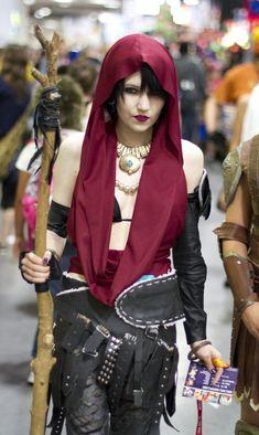 40-Los mejores cosplays de la Comic Con 2012