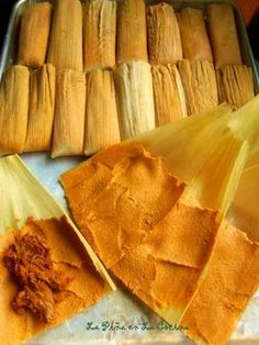 Chile Colorado Pork Tamales Tamal de Puerco This is truly the one tamal recipe that I remember the most from my childhood. The only difference is that I am using masa harina to prepare the masa because that is all that is available to Chile Colorado, Authentic Mexican Recipes, Mexican Food Recipes, Authentic Tamales Recipe, Mexican Desserts, Recipe For Hot Tamales, Best Beef Tamale Recipe, Tamale Masa Recipe Without Lard, Mexican Tamales Recipe Beef