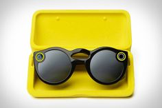 If taking your phone out to film a snap is just too much for you, throw on a pair of Snapchat Spectacles. These camera-laden sunglasses let you film a ten-second snap with a single button press, wirelessly sending it to...