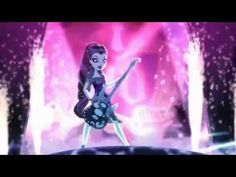 Ever After High - S02 - Episode 9 - Rebel's Got Talent my favorite episode. WATCH EVER AFTER HIGH ON THE WEBSITE OR ON YOUTUBE!!!!!!!