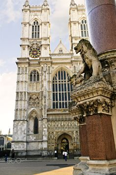Westminster Abbey by Elena Elisseeva on 500px