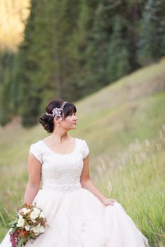 McKenzie Deakins: Bridals