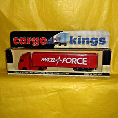 Parcelforce Diecast Vehicle Cargo Kings Series by WelshGoatVintage