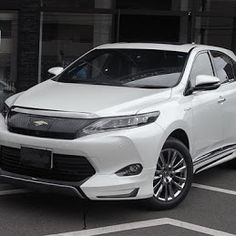 Toyota Harrier !! At best price from Japan !! stock list : http://www.japanesecartrade.com/mobi/cars/toyota/harrier Check above link for price and more deatails. #Toyota   #Harrier   #JapanUsedCars
