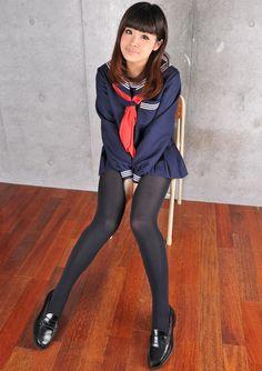【女子高生】黒ストJKの画像だけ集めてみましたwww