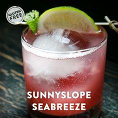 Sunnyslope Seabreeze Recipe