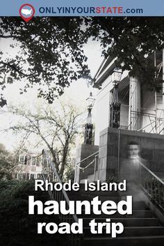 Travel | Rhode Island | Haunted Road Trip | Real Haunted Places | Haunted US | Travel US | Ghosts | Scary | Creepy