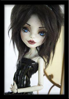 Tamarin OOAK Custom Monster High Rochelle Repaint Ivyheart Julieelizabeth | eBay