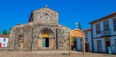 Iglesia románica de Sao Pedro de Rates, Póvoa de Varzim   Turismo en Portugal