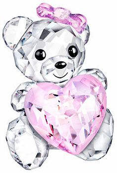 Swarovski Collectible Figurine, Only For You Kris Bear on shopstyle.com