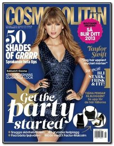 taylor swift magazine covers | Taylor Swift In Different Cosmopolitan Magazine Covers For January ...