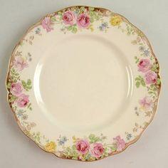 Vintage Plates, Vintage China, Vintage Love, Vintage Floral, China Sets, China Patterns, Home And Deco, Royal Doulton, Fine China