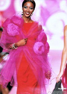 Naomi for Valentino~♛