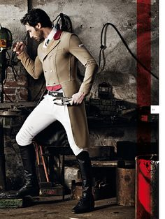 ♕The Bizi Bee♕: Animo Equestrian Spring/Summer 2012