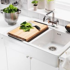 Ikea Domsjo Sink   Fraction Of The Cost Of Something Like This At A Regular  Store