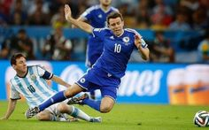 Mondiali; Messi sveglia l'Argentina, Ecuador e Bosnia k.o #mondiali